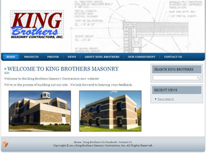 King Brothers Masonry Contractors