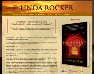 Author Linda Rocker