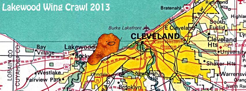 2013 Lakewood Wing Crawl