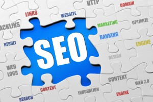 Search Engine Optimization SEO Puzzle