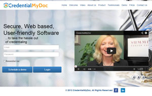 CredentialMyDoc - Credentialing and Provider Enrollment Made Easy
