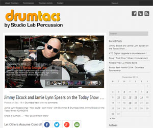 Drumtacs By Studio Lab Percussion