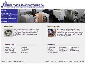 Tower Tool & Manufacturing