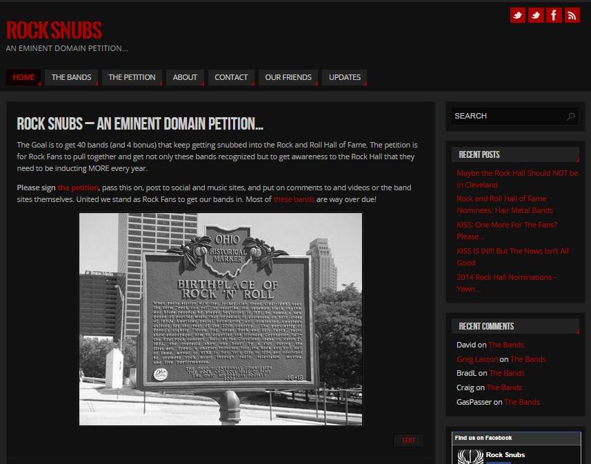 RockSnubs.com