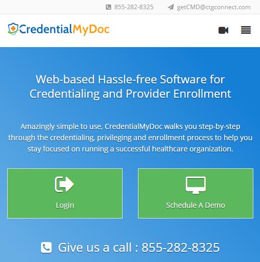CredentialMyDoc.com