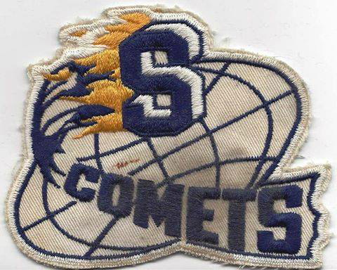 Solon Comets Patch