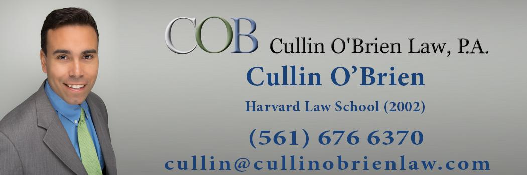 Cullin O'Brien Home Banner