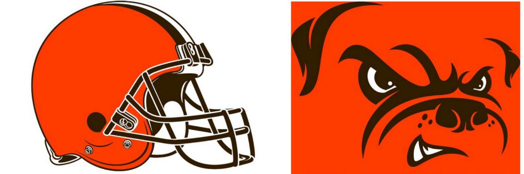 Browns Logo Banner