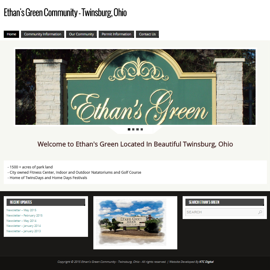 Ethan s Green Community