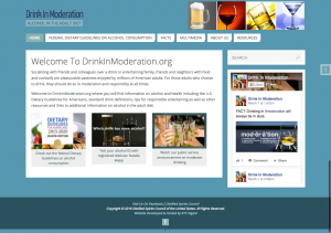 Drink In Moderation
