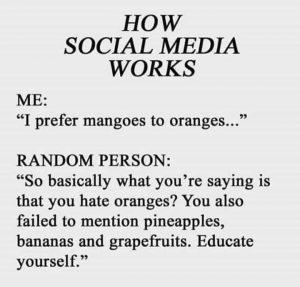 How Social Media Works